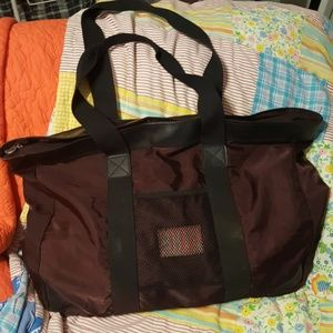 BHTK EXTRA LARGE CARRY ON TOTE-17x23x5